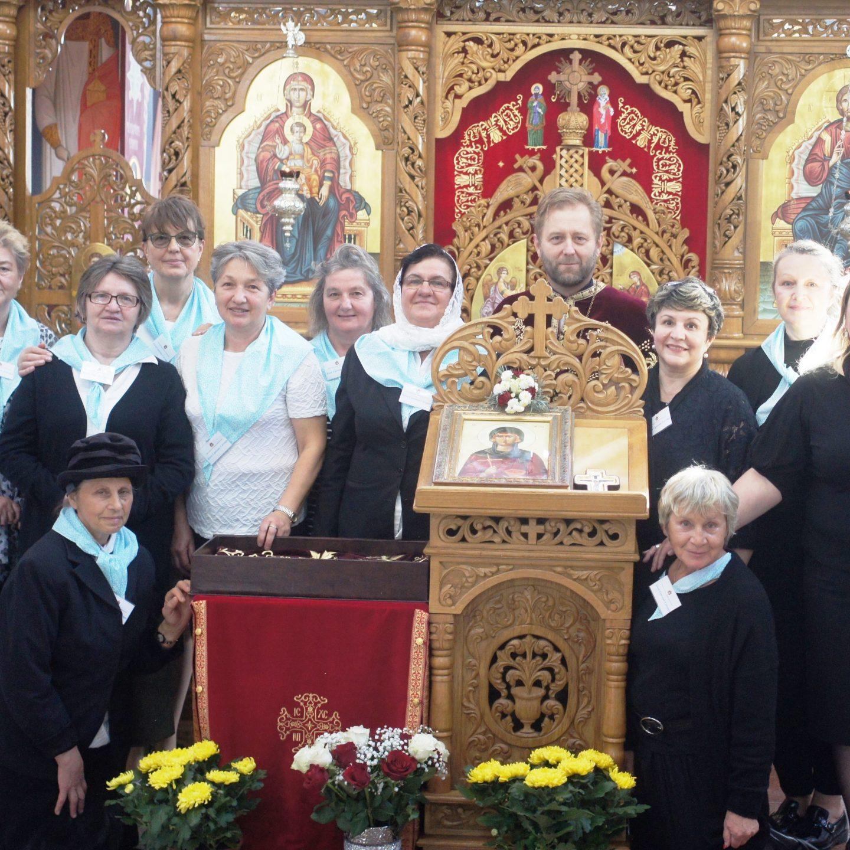 Прослава славе Кола српских сестара  у Берну