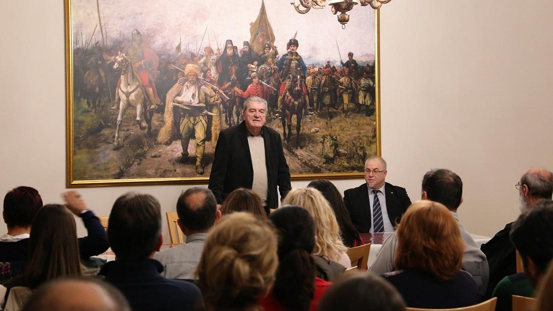 Свечаности у Бечу поводом 200 година Српског рјечника