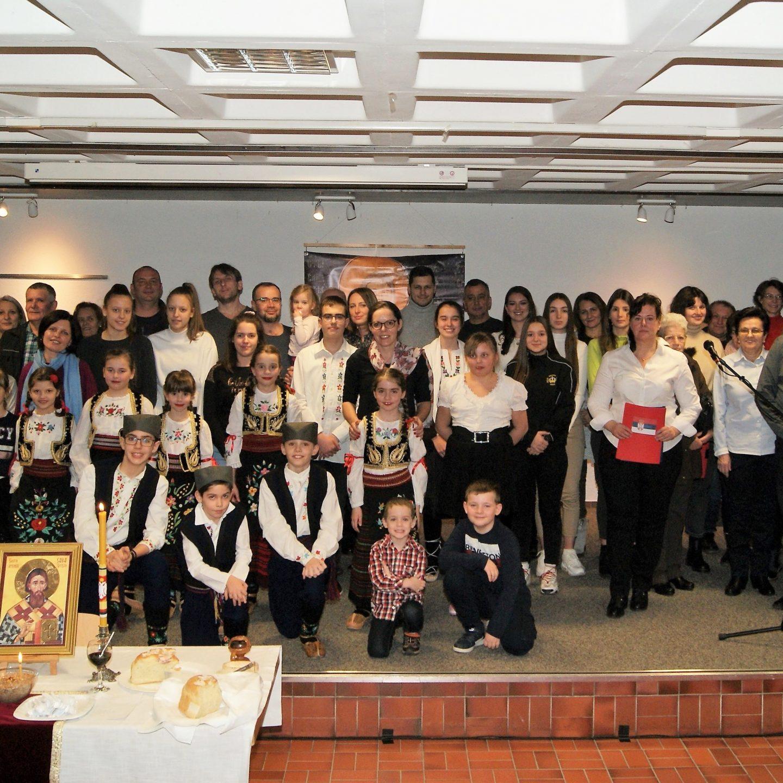 Светосавска прослава у Валису