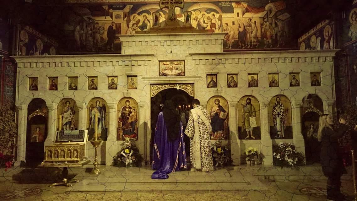 Сабор Пресвете Богородице у храму Васкрсења