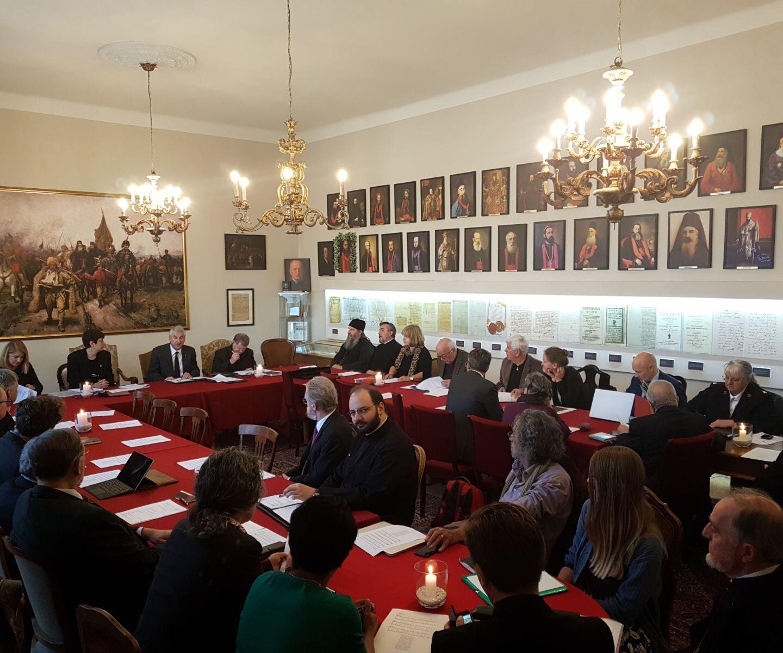 Скупштина Међуцрквеног савета аустријских цркава