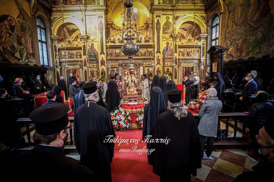 Опело и сахрана приснопамјатног митрополита Генадија Зервоса