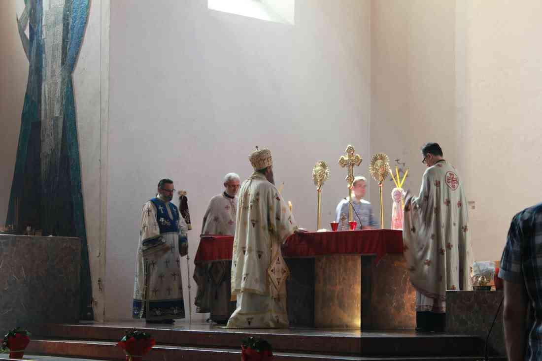 Празник Светих апостола Петра и Павла у Бечу