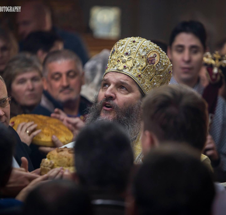 Свети апостол Лука – престони празник цркве у Вићенци
