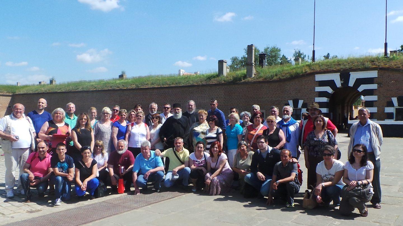 Поклоничко путовање хришћана из Линца у Чешку