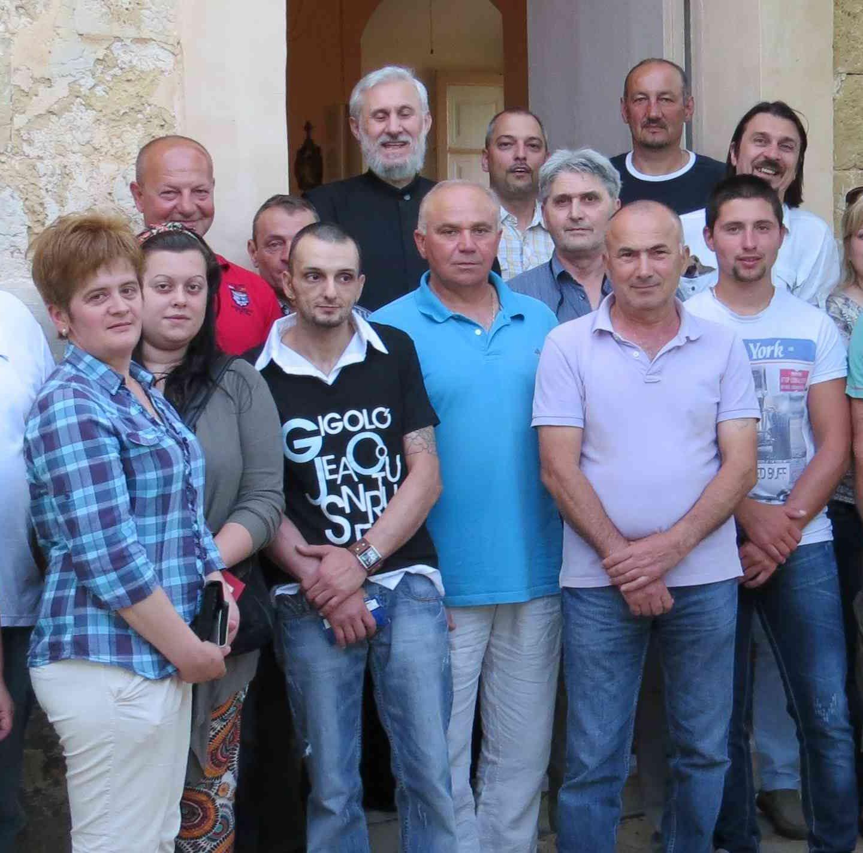Духови на Малти