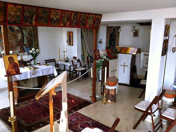 Архиастирска посета Епископа Андреја франкофонској парохији у Лозани