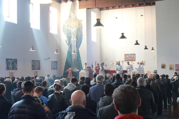 Свети Димитрије у Бечу