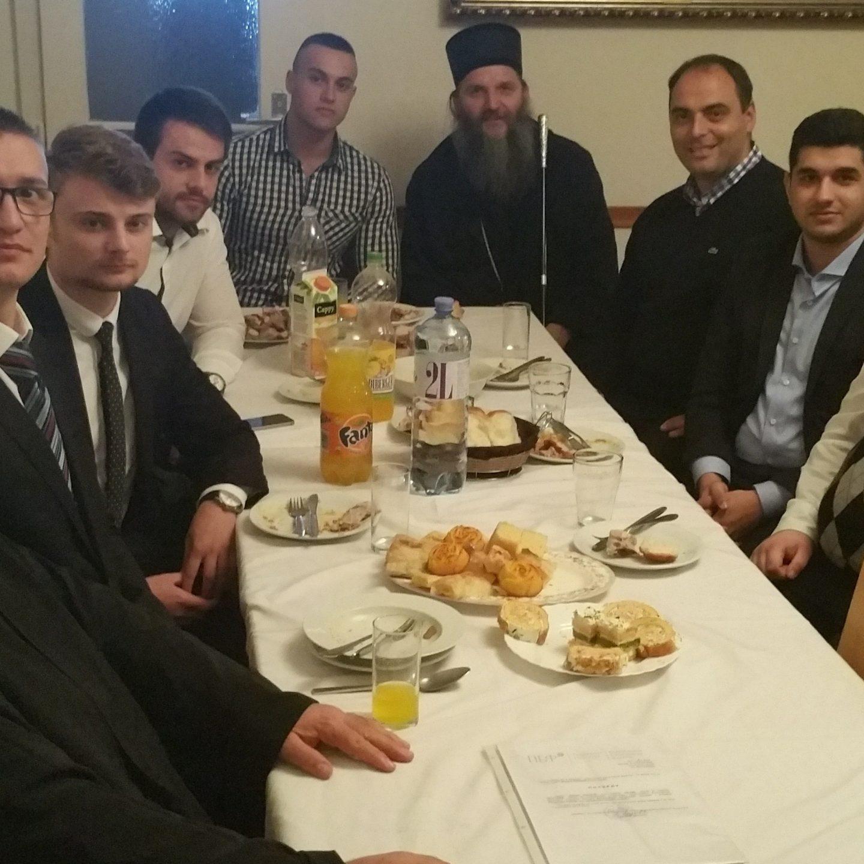Владика Андреј одржао састанак са свештеничким кандидатима Епархије