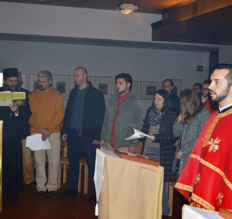 Епископ Андреј посетио Куфштајн