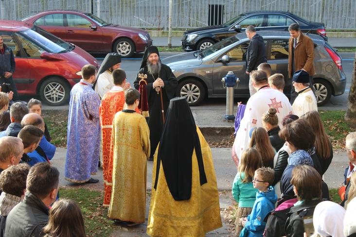 Епископ Андреј у Инсбруку – други део