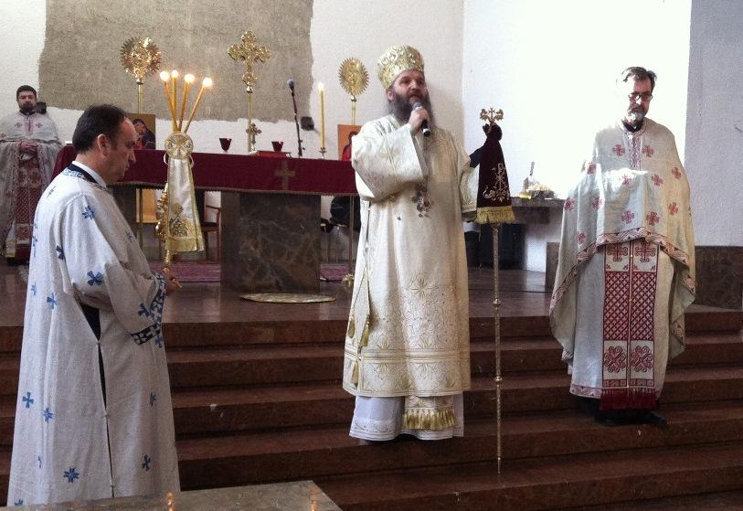 Недеља Православља у храму Рођења Богородице