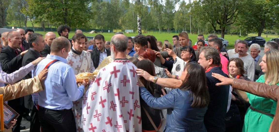 Сабор Срба светитеља – храмовна слава у Саалфелдену