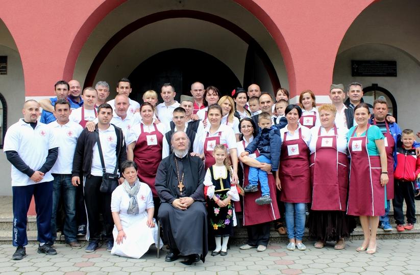 Свети Василије Острошки – Црквена слава парохије у Линцу