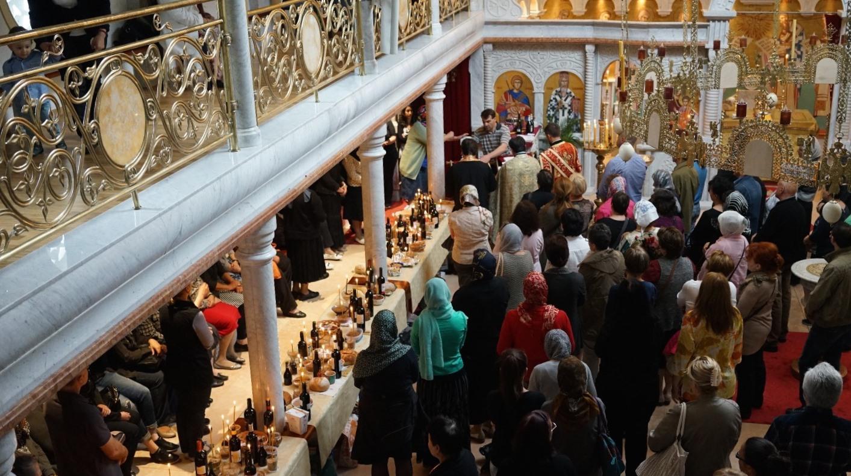 Празник Силаска Светога Духа у Цириху