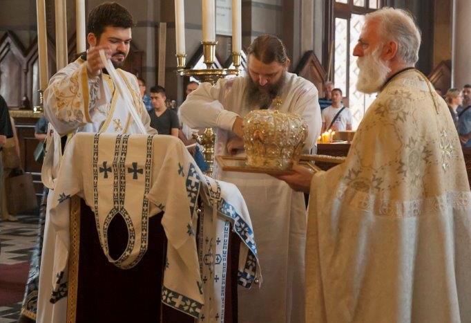 Друга недеља по Духовима – Архијерејска Литургија у Трсту