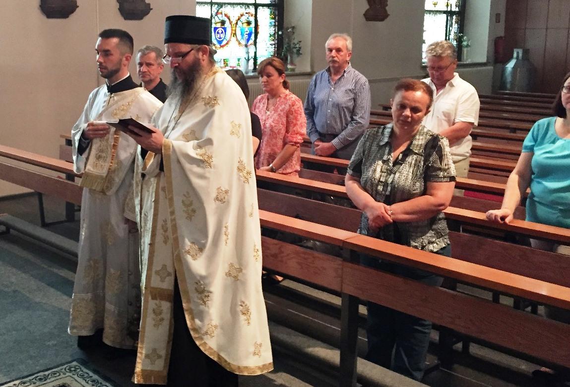 Вечерње у Штадл-Паури – парохија гмунденска