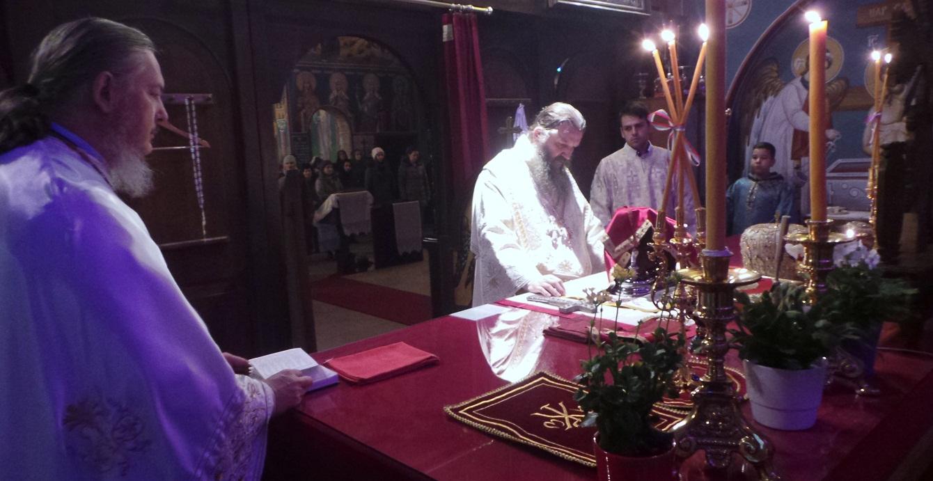 Епископ Андреј у Линцу