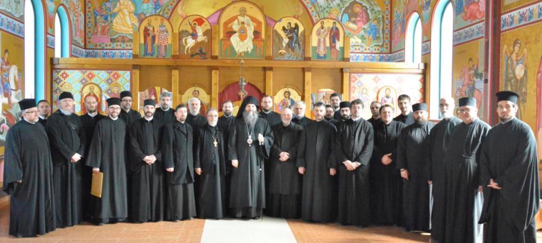 Братски састанак и исповест свештенства у Салцбургу