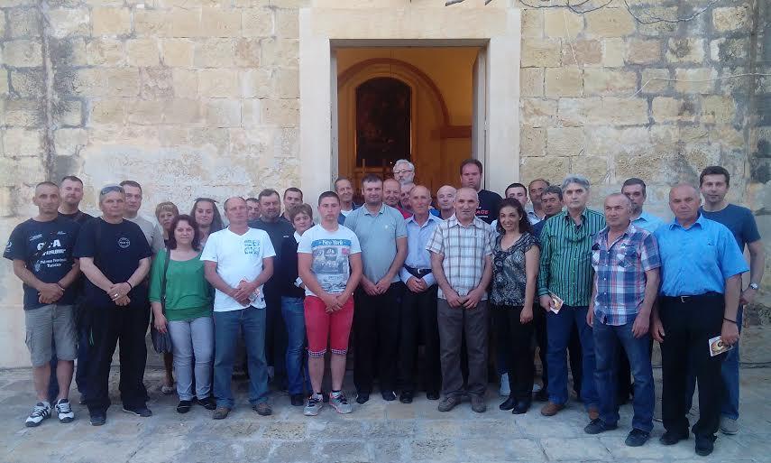 Из живота парохије на Малти