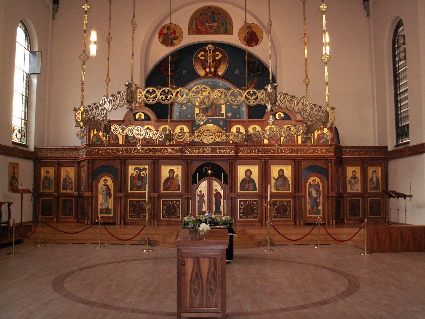 Исповест свештенства намесништава Швајцарске, Италије и Малте