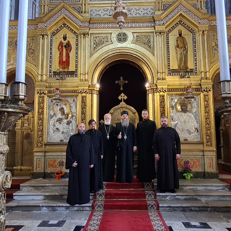 Zusammenkunft des Bischofsvikariats für Italien und Malta in Triest