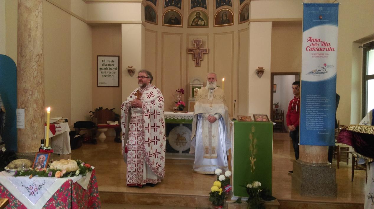 Слава мисионарске парохије у Удинама