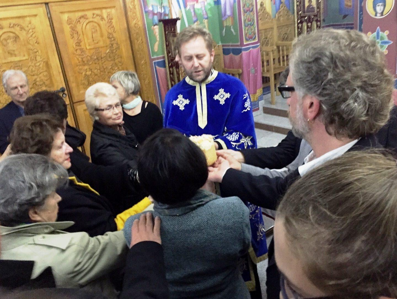 Свети Козма и Дамјан – слава лекара у Берну