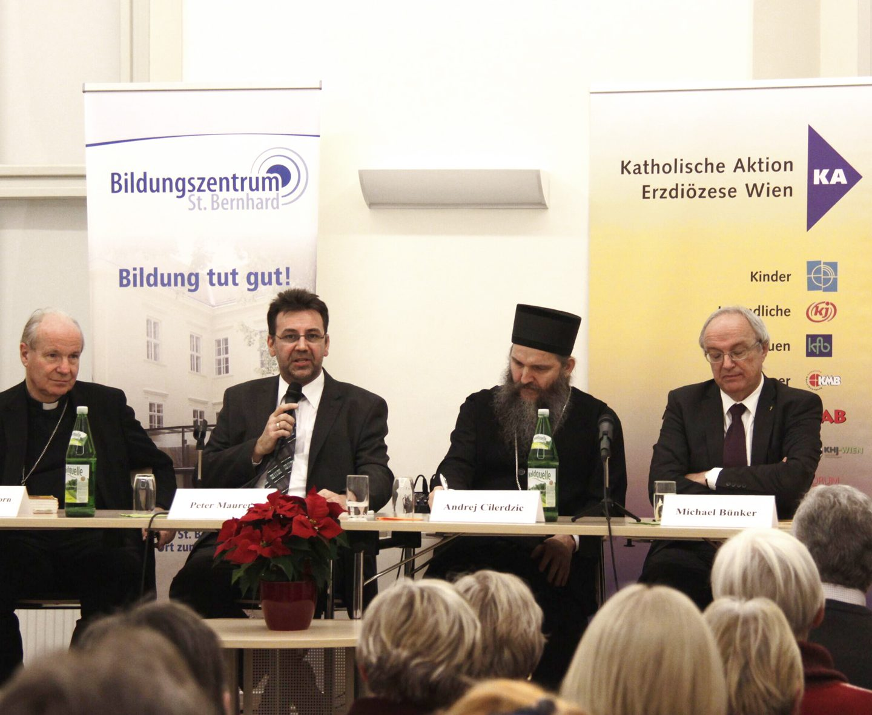 """Von Jesus leben lernen"" – Bischof Andrej in Wiener Neustadt"