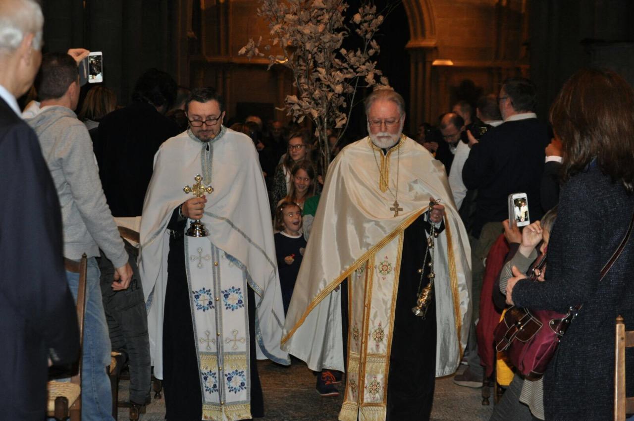 Прослава Божића у Лозани и Сијеру