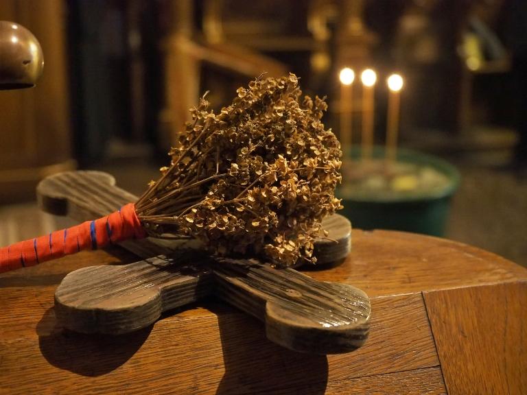 Крстовдан и Богојављење у Саборној цркви