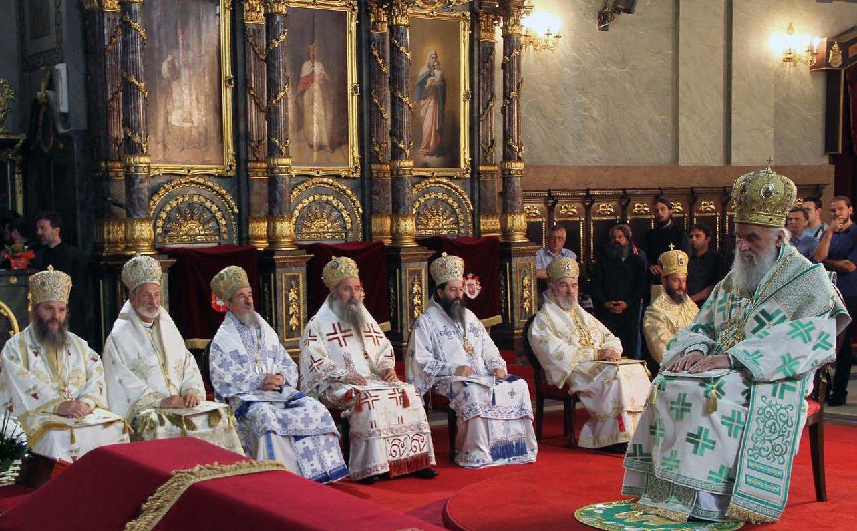 Почео са радом Свети архијерејски сабор СПЦ