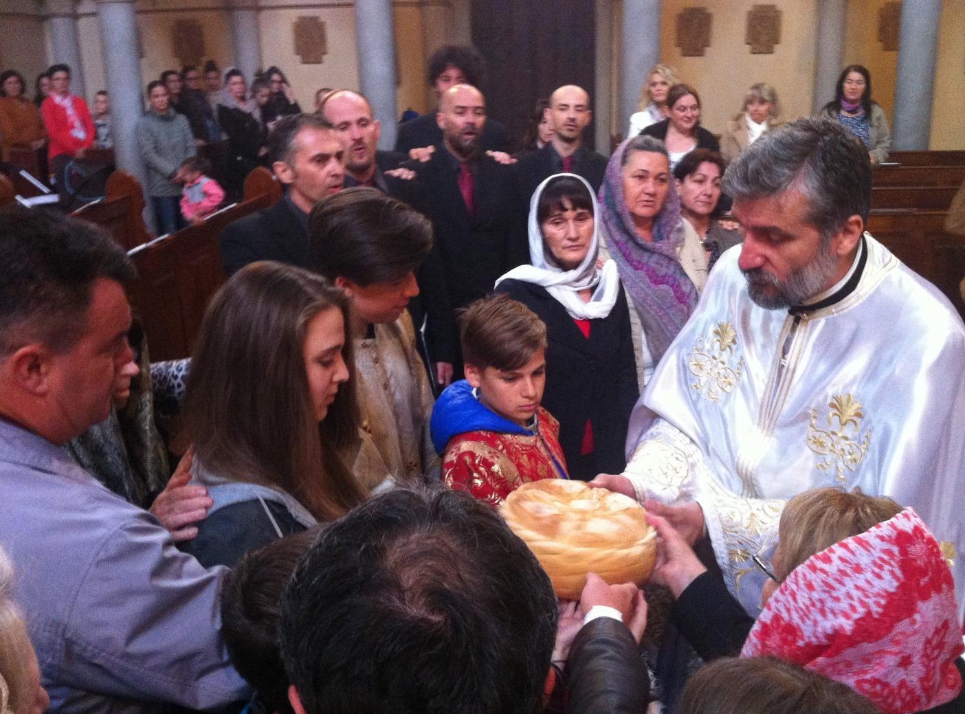 Свети равноапостолни просветитељи Кирило и Методије – Слава парохије у Грацу