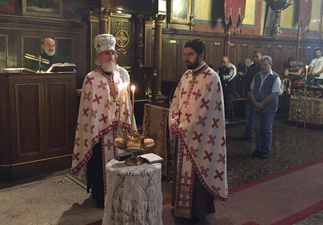 Преображење у Саборној цркви и висока посета из Пољске