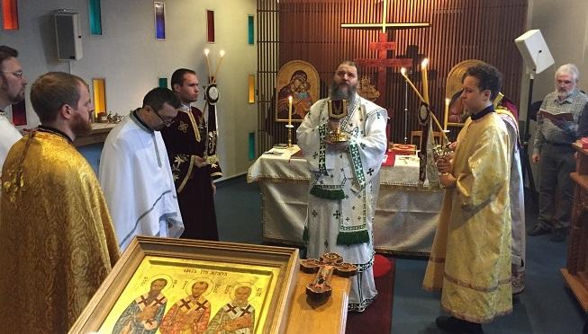 Пастирска посета Епископа Андреја Лозани