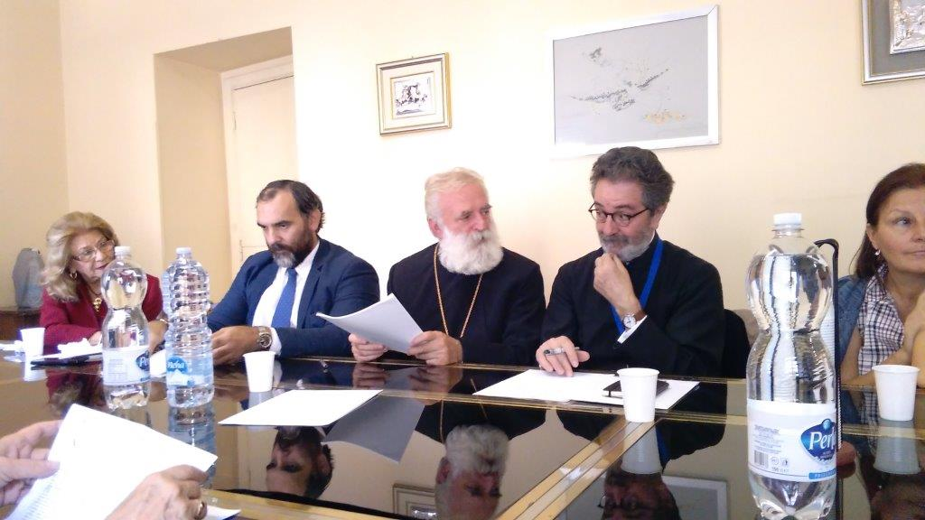 Одржана седница ЦО Светог Саве у Риму