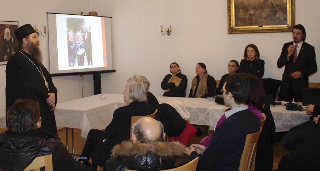 Предавање о парохији на Малти