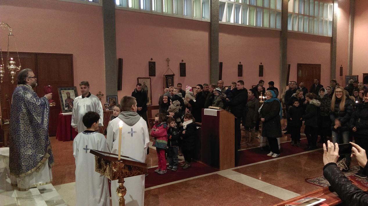 Ваведење у Милану