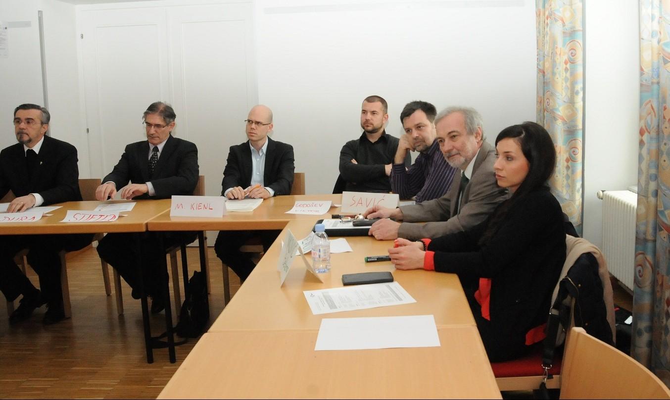 Gemeindemitglieder aus Wien zum zweiten Mal im Kardinal König Haus