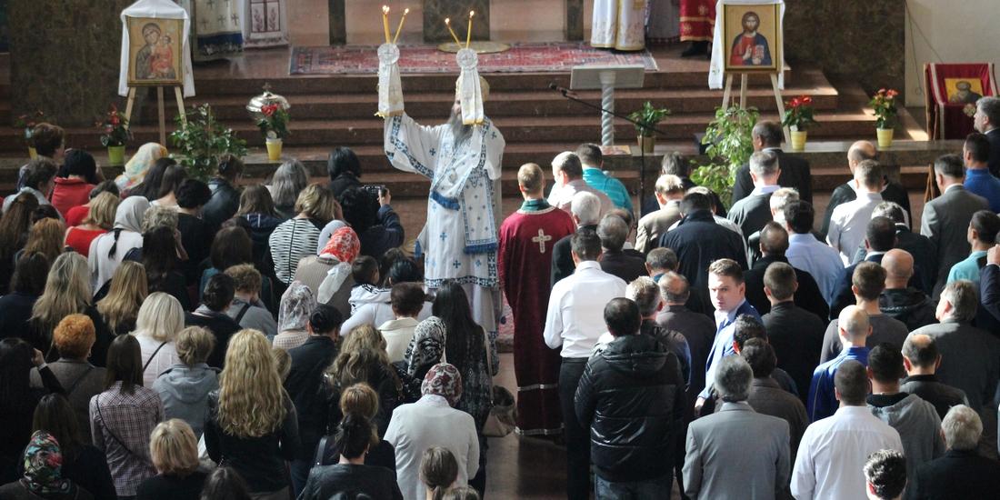 Рођење Пресвете Богородице – престони празник новог храма у Бечу