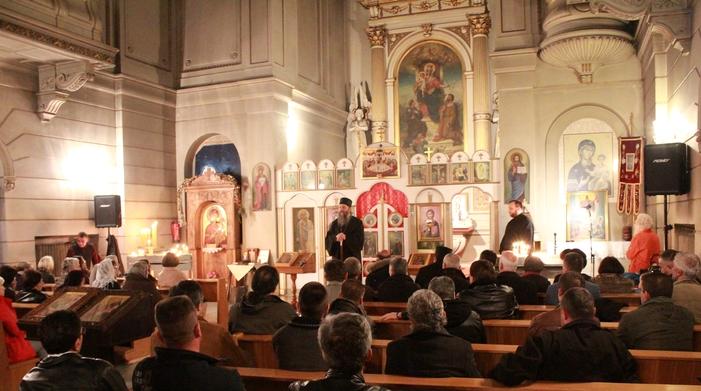 Епископ Андреј у Инсбруку – први део