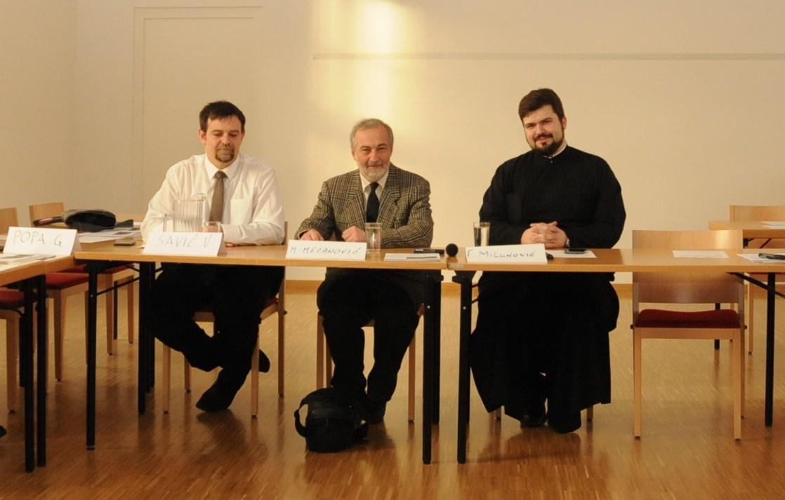 Gemeindemitglieder aus Wien im Kardinal König Haus