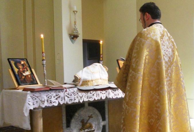 Први Васкрс при Парохији Св. Стефана Слепог у Удинама