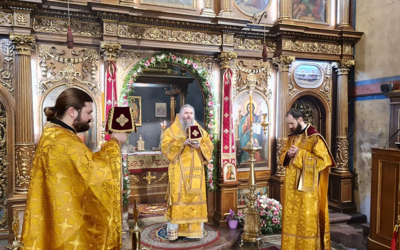 Храмовна слава Св. Саве у Бечу