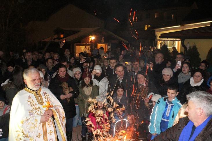 Прослава Божића у Тулну