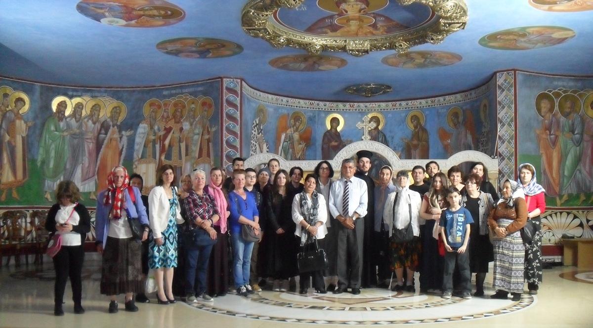 Поклоњење светињама Митрополије црногорско-приморске