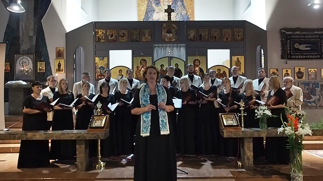 Вече духовне и етно музике у Бечу