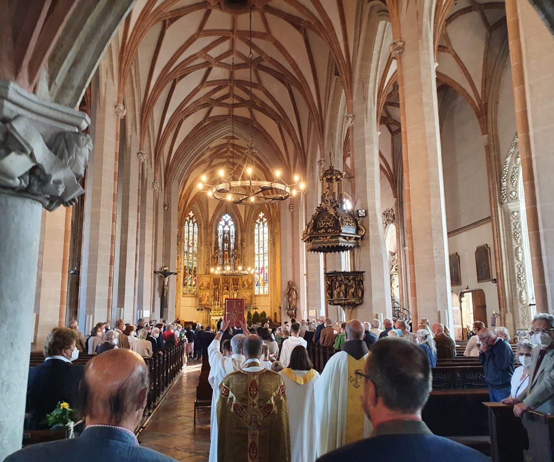 Јубилеј римокатоличке цркве Св. Стефана у Браунау