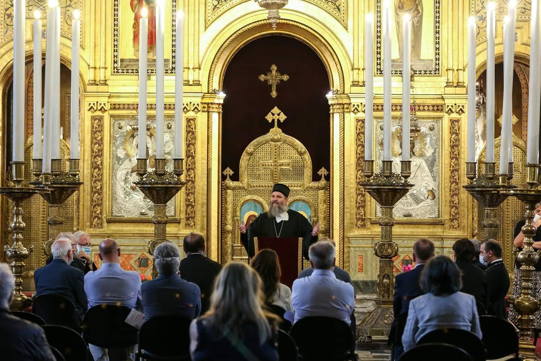 Christliche Kirchen bei einer gemeinsamen Mission zur Bewahrung der Schöpfung