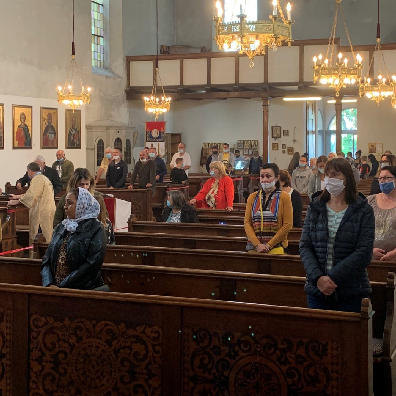 Евхаристијско сабрање у Браунау